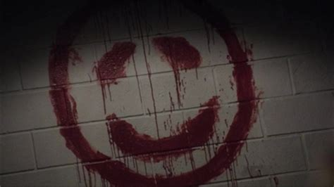 blood smiley face the mentalist tv shows red john serial