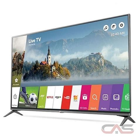49UJ6300 LG TV Canada - Best Price, Reviews and Specs