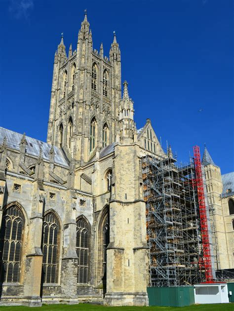 The Great South Window | Canterbury Cathedral