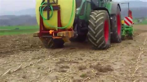 Strip till betterave suisse 2 - YouTube