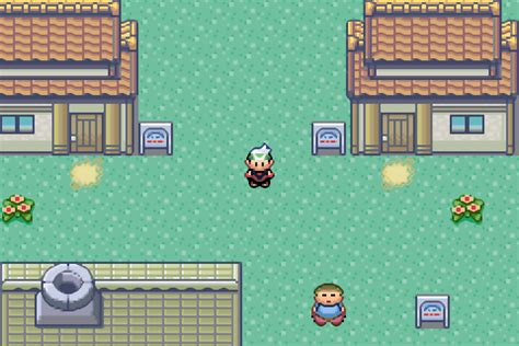 Pokemon - Smaragd-Edition (Germany) ROM Download for
