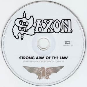 Saxon: Strong Arm Of The Law - CD (2009, Re-Release