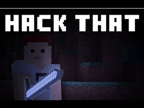Hack That - A Minecraft Parody of Akon's Smack That - YouTube