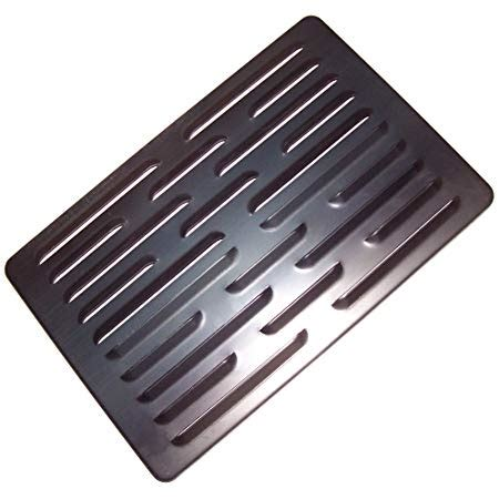 Steel Grill Heat Plate Review