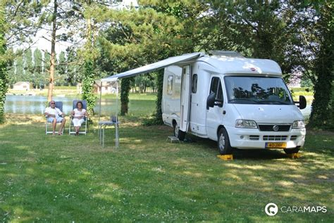 Discover Camping Le Fanal, a step by CaraMaps
