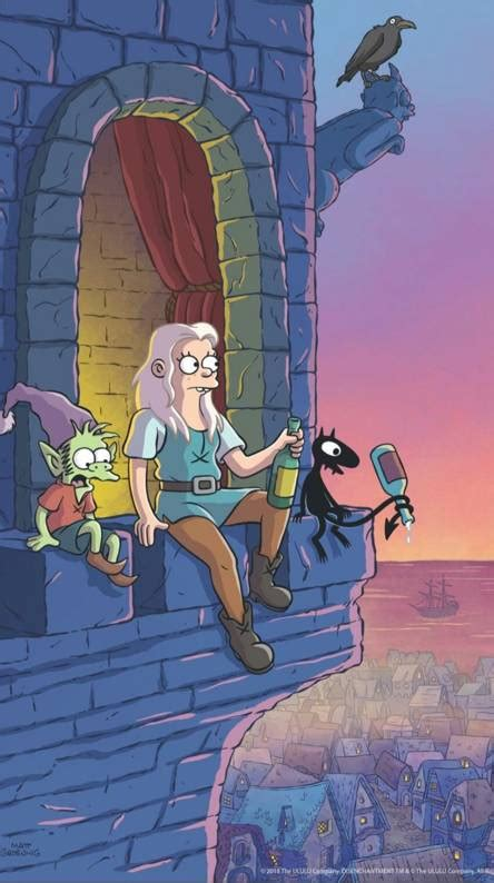 Disenchantment Ringtones and Wallpapers - Free by ZEDGE™