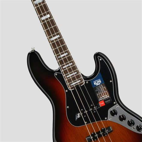 About Fender Bass Guitars | Sweetwater