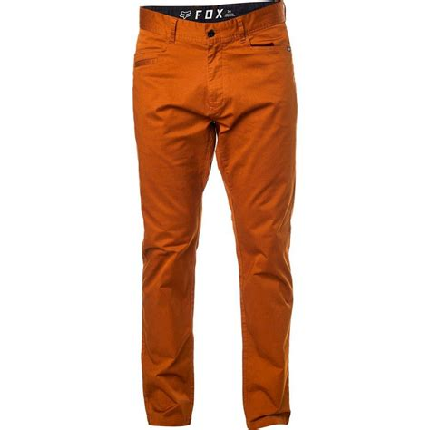 Pantalón Lifestyle Stretch Chino Fox 2019|Rutadeporte