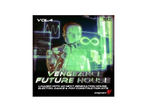 Vengeance Future House VOL 4 Reviews & Prices | Equipboard®