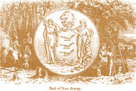 New Jersey Founded