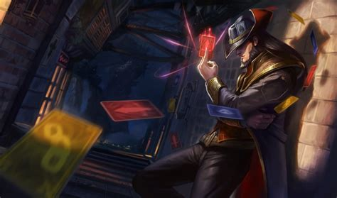 Twisted Fate Build S10   Runes, Item Build, Skill Order
