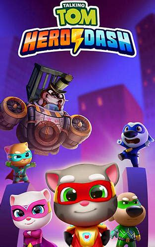 Talking Tom hero dash for Android - Download APK free