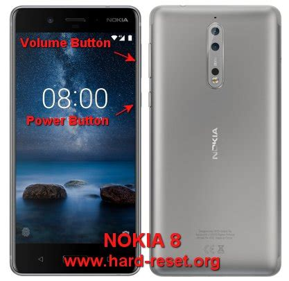 How to Easily Master Format NOKIA 8 with Safety Hard Reset