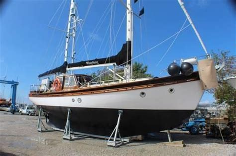 1962 Ketch Ketch Motor Sailer Sail Boat For Sale - www