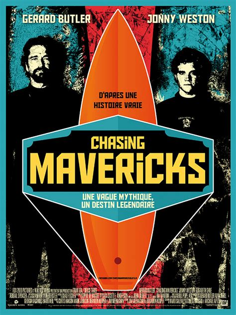 Chasing Mavericks - film 2012 - AlloCiné