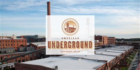 Take a Tour of American Underground@Main, a New Startup