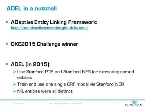 Enhancing Entity Linking by Combining NER Models