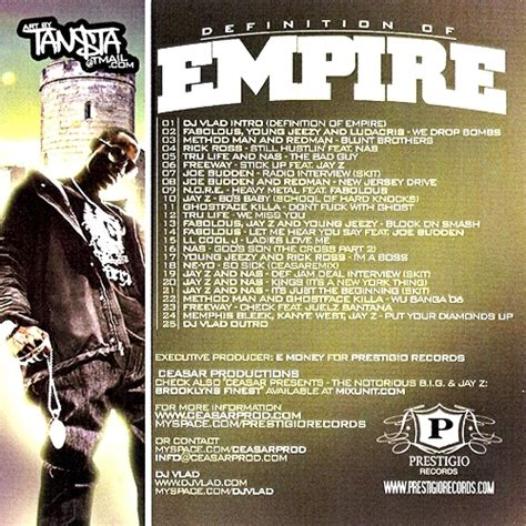 Various Artists - Definition Of Empire Hosted by DJ Vlad