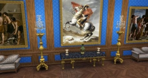 Baroque Girandole by TheJim07 at Mod The Sims » Sims 4 Updates