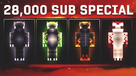 SuchSpeed Skin Pack - 28,000 Subscriber Special - YouTube