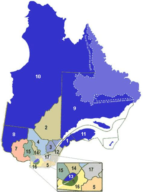 Immigration Québec - Where to settle?