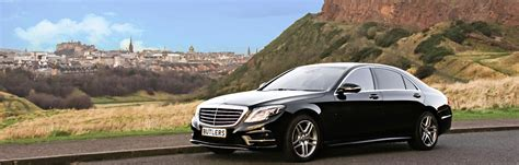 UK Corporate Personal Chauffeur Services Edinburgh & London