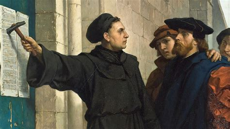 The Reformation at 500: Martin Luther's Influential and